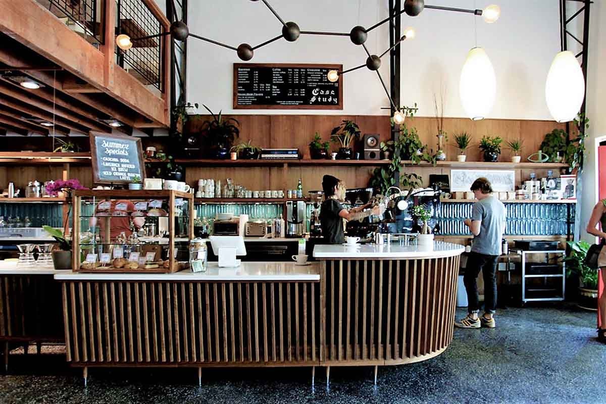Bar-à-café